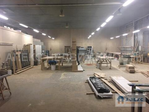 Аренда помещения пл. 500 м2 под склад, производство, Апрелевка . - Фото 1