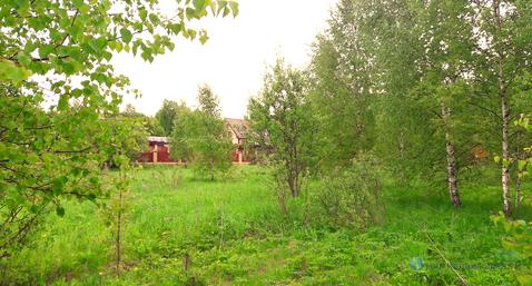 Участок в деревне Новопавловское Волоколамского района Московской обл. - Фото 4