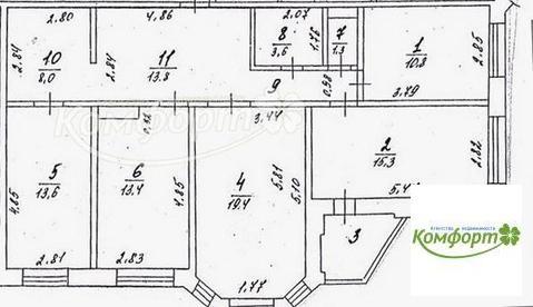4-комнатная квартира в г. Жуковский, ул.Анохина, д. 9