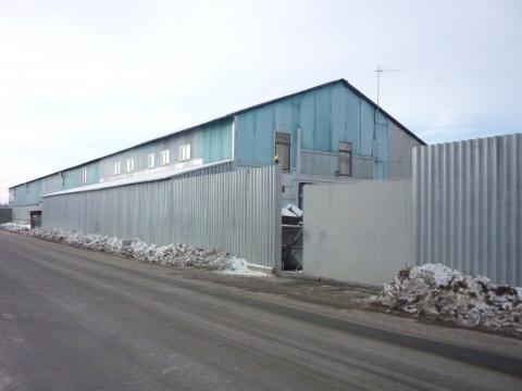 Продается отличный 2-х этажный склад в поселке Губцево. - Фото 1