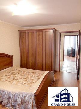 Уютная трёхкомнатная квартира в Пушкине, ул. Хазова - Фото 1