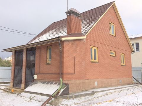 Дом 88 кв.м. пос. Кратово ул. 2-1 Западная - Фото 2
