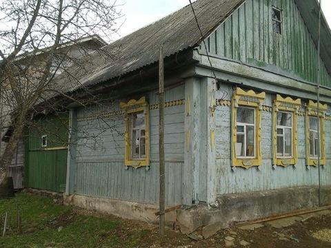 Дом из бруса на участке 16 соток в д. Новогорбово, Рузский район - Фото 2