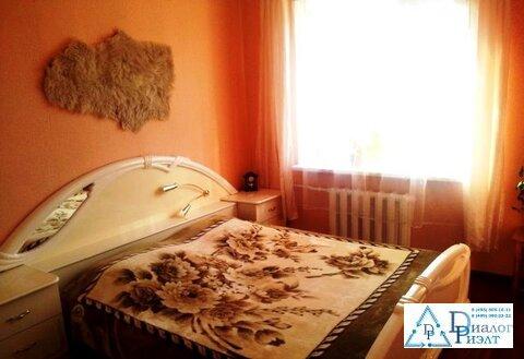 Комната в двухкомнатной квартире в Москве, Рязанский район, ЮВАО - Фото 1