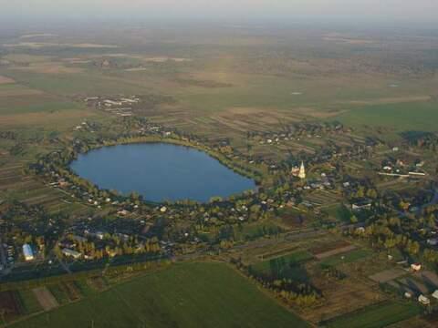 Продается участок на большом озере в с. Ильинское, 135 км от Москвы - Фото 5