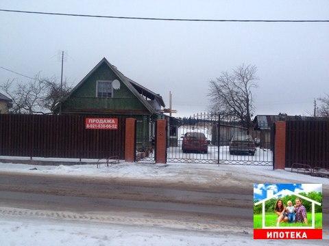 Продам зимний дом на участке ИЖС 21 сотка - Фото 1