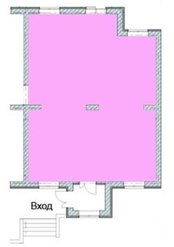 Сдам нежилое помещение 107,4 кв.м. в Новом Ступино (ном. объекта: 129) - Фото 4