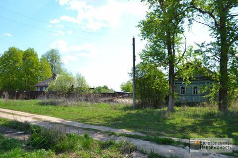 Участок 30сот с домом под снос в деревне Терехово (600м до реки Руза) - Фото 3