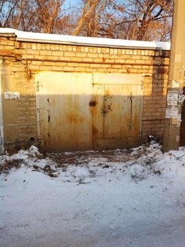 Продам гараж р-н Калининский, ГСК 8 Автомобилист участок Кр.Урала - Фото 1