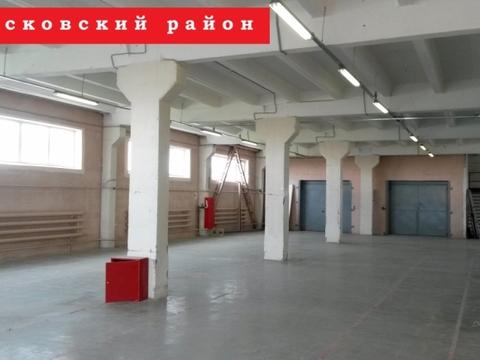 Сдается склад-производство 750м2в Московском районе - Фото 2