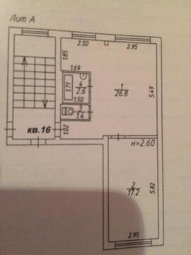 Продается 2-х комнатная квартира г. Малоярославец - Фото 2