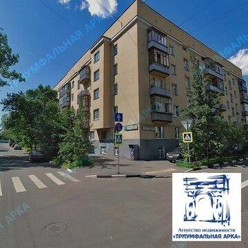 Продажа квартиры, м. Площадь Ильича, Ул. Библиотечная - Фото 1