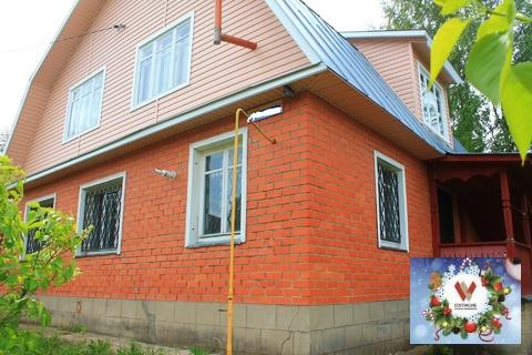 Д. Грибаново, дом с баней , 30 соток. свет, газ, вода. - Фото 2