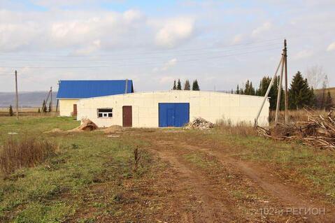 Производственный комплекс 2,5 га в Новобедеево, Нуримановский район рб - Фото 2