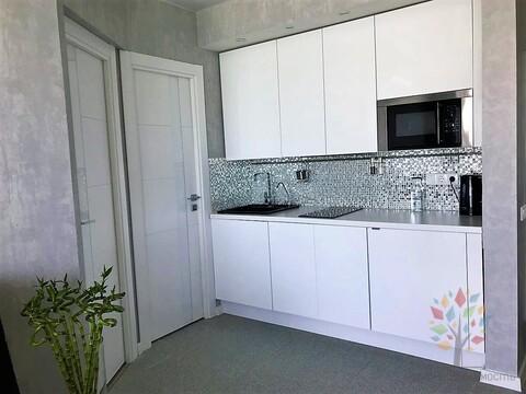 Однокомнатная квартира с видом на море в ЖК Виктория - Фото 2