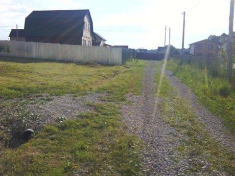 Продается земельный участок, Ненашево, 8 сот - Фото 5