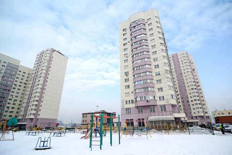 Продам 1-к квартиру, Новокузнецк г, Запорожская улица 73б - Фото 1