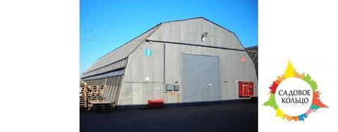 Теплое и Холодное помещение, потолки 6 метров, отдельный вход, готово - Фото 1