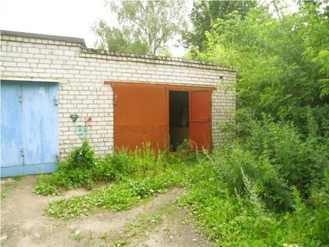 Продам гараж по ул.50 лет влксм, 33 г.Кимры (Старое Савелово) - Фото 2