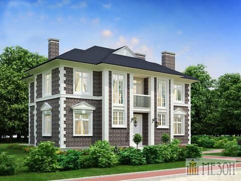 В кп Европа-3 (Английский квартал) продается современный кирпичный дом - Фото 1