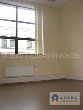 Аренда офиса 347 м2 м. Бауманская в бизнес-центре класса В в Басманный - Фото 2