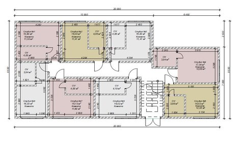 Комната-студия с пропиской в новом доме 16 кв.м. - Фото 1