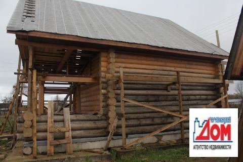 Новый дом без отделки в Дуброво Коротовский с/с, гараж с комнатой - Фото 2