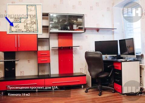 Продается 2-к Квартира ул. Просвещения проспект - Фото 3