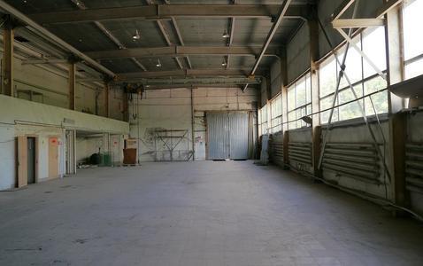 Сдам производственный комплекс 3331 кв.м. - Фото 1