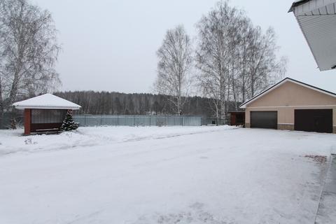 Продам коттедж 349метров с баней и гаражом в растущем солнечная 68 - Фото 3