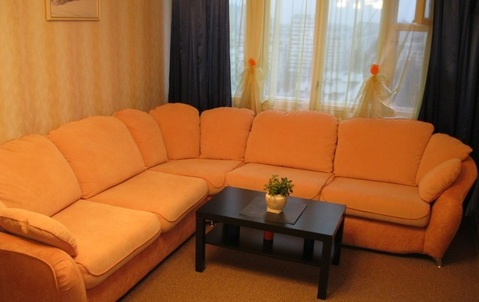 Квартира у метро с мебелью и техникой - Фото 2