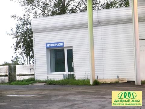 Продам азс в Аргаяшском районе, д. Яраткулова - Фото 4