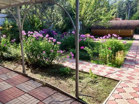 Дом с газом для круглогодичного проживания в Рузском р-не - Фото 4