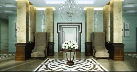 4-х комн. апартаменты 140,1 кв.м. в доме премиум-класса в ЦАО г. Москв - Фото 1