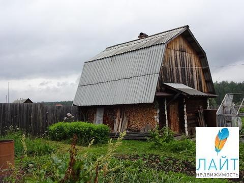 Жилой дом 40 кв.м. и земельный участок 12 соток + Баня - Фото 4