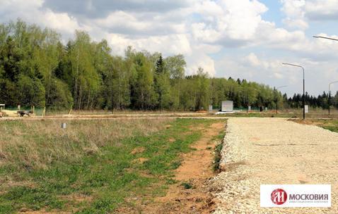 Участок 9,7 соток вблизи д. Руднево, 39 км , Киевское шоссе - Фото 2