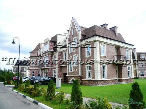 Новорижское ш. 8 км от МКАД, Ильинское, Таунхаус 420 кв. м - Фото 3