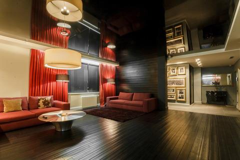 Продаю квартиру с дизайнерским ремонтом в ЖК Дом на Беговой 90м2 - Фото 2