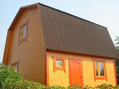 Продается 2х этажная дача 70 кв.м.на участке 8 соток