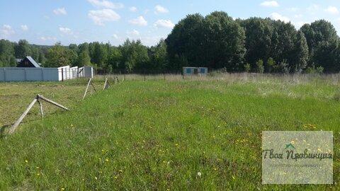 Участок 6 соток в деревне Игумново Чеховского района - Фото 2