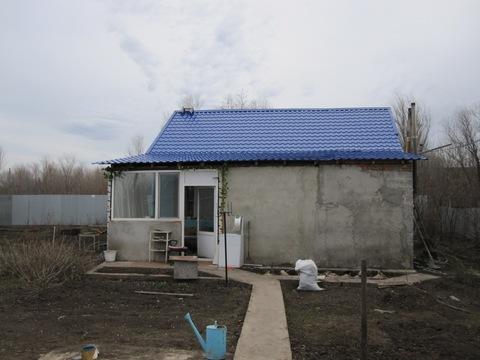 Отличный новый дом 60 м2 в черте города СНТ Банковец - Фото 2