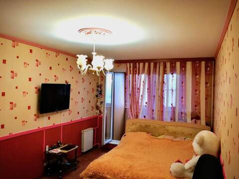 Продается 3-комн. квартира, 78 кв.м, м.Борисово - Фото 1