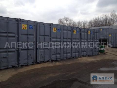 Аренда склада пл. 30 м2 м. Перово в складском комплексе в Новогиреево - Фото 1