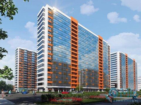 Продажа 2-комнатной квартиры, 48.89 м2, Московское ш, д. 13 - Фото 1