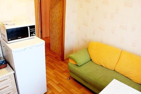 Медгородок, С.Дерябиной, 30, 1-к. квартира, 1400 руб/сутки. - Фото 5