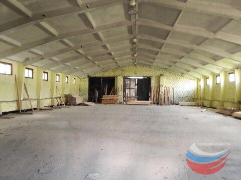 Складские и производственные помещения на уч. 1,3 га. г. Александр - Фото 1
