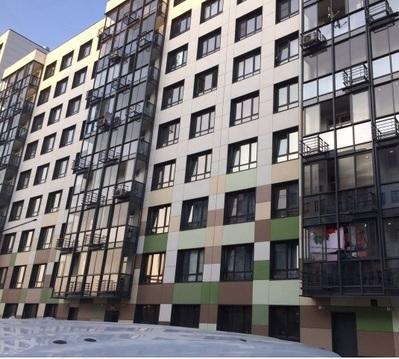 Продам 1-к квартиру, Молоково с, Ново-Молоковский бульвар 6 - Фото 1