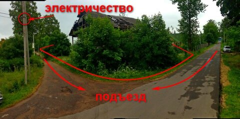 Участок 10 сот ИЖС Волосовский район п. Кикерино - Фото 4