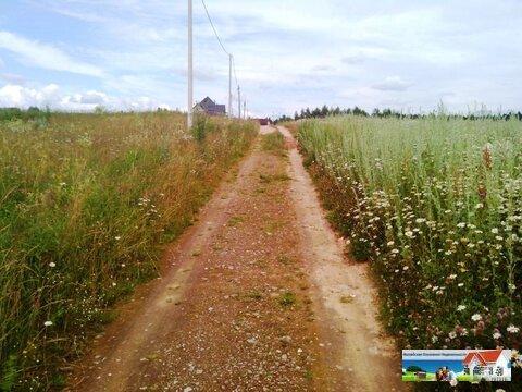 Участок 15 соток размерами 30х50м в отличной деревне Шеломово. - Фото 2