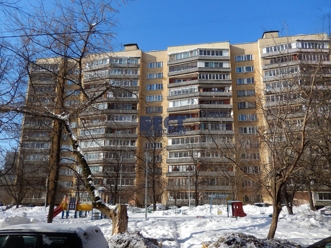 Однокомнатная Квартира Москва, улица Сокольническая 3-я ул, д.4, ВАО . - Фото 2